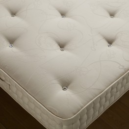 Full Turn Mattress - Warm Side/Cool Side (hand stitched sides)