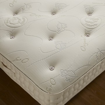 Full Turn Mattress - Warm Side/Cool Side (butterfly sides)