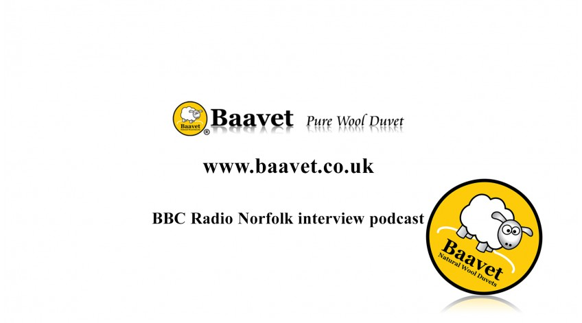 Baavet interview on BBC Radio Norfolk